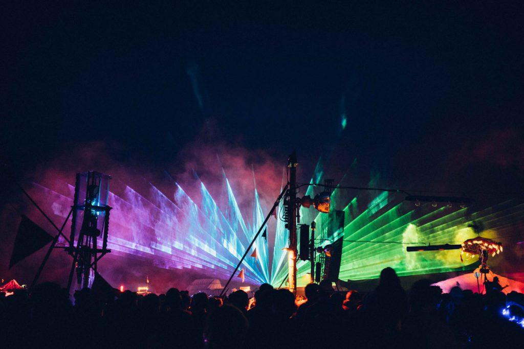 Garbicz Festival – Lichtdesign