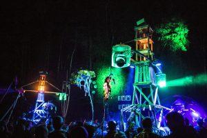 Lichtdesign – Garbicz (Festival)