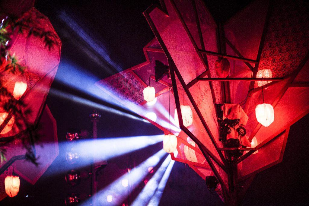Fusion Festival – Licht Design