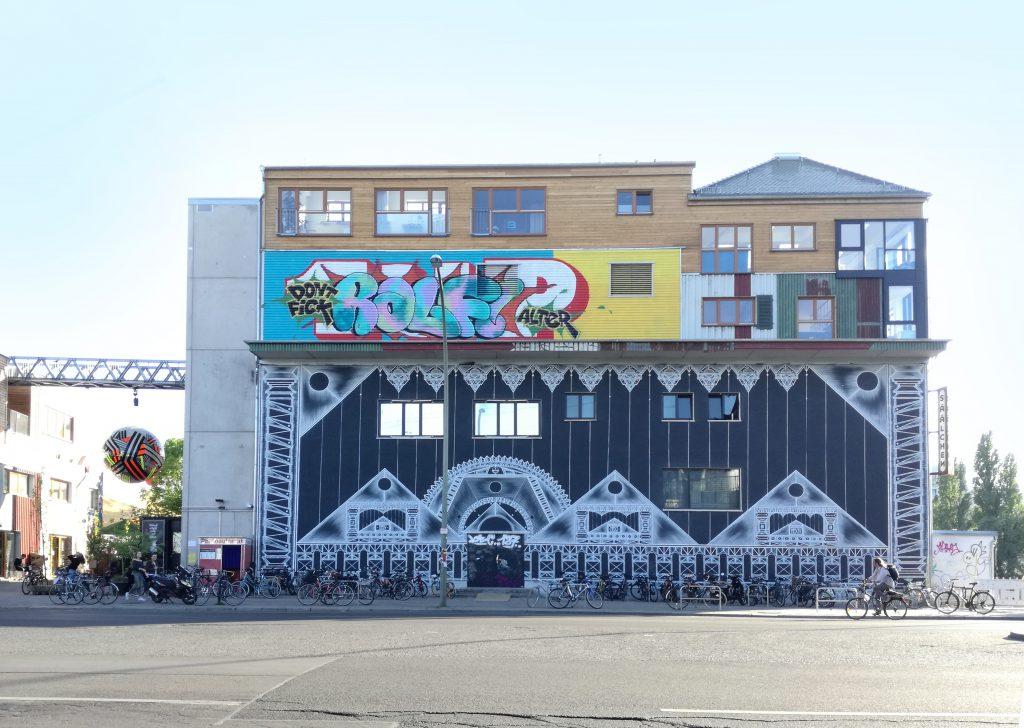 Säälchen – Fasade