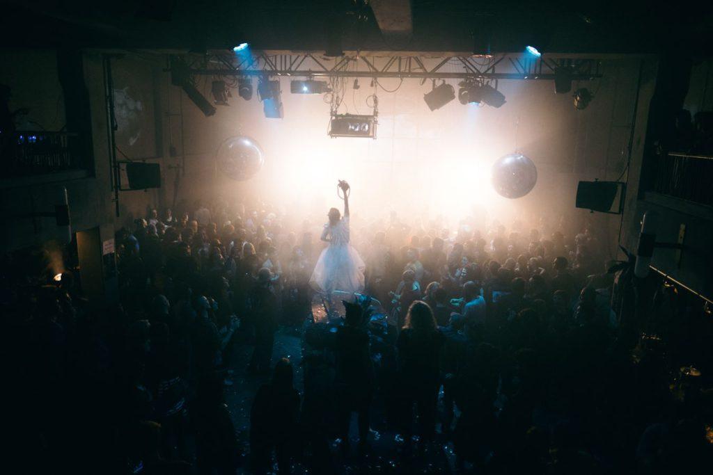 Säälchen – Party