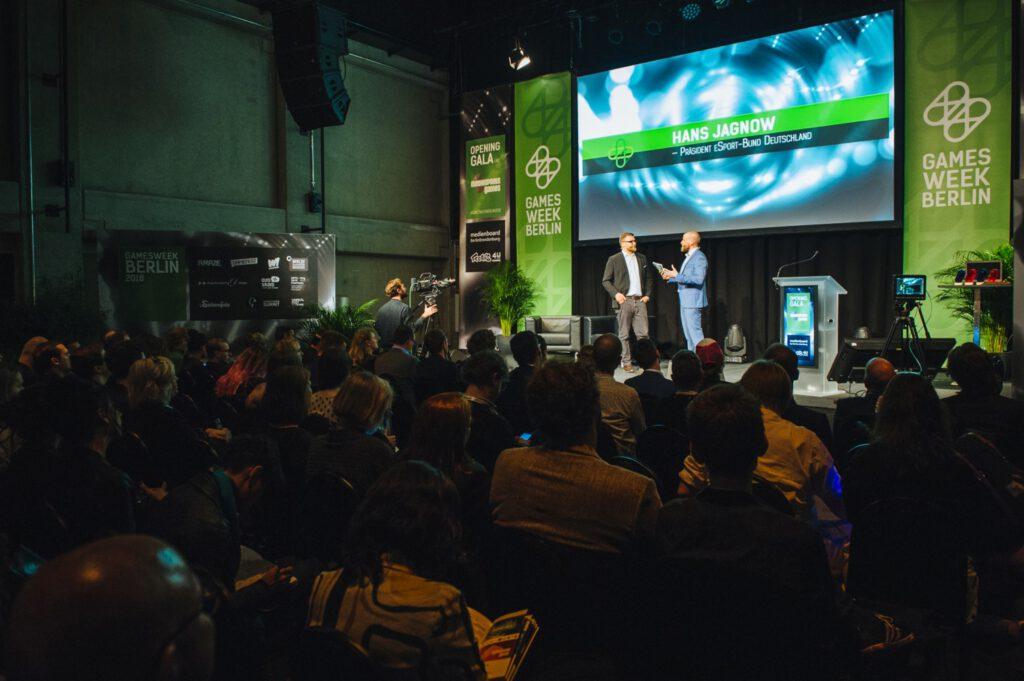 Säälchen – Games Week (c) Grzegorz Karkoszka