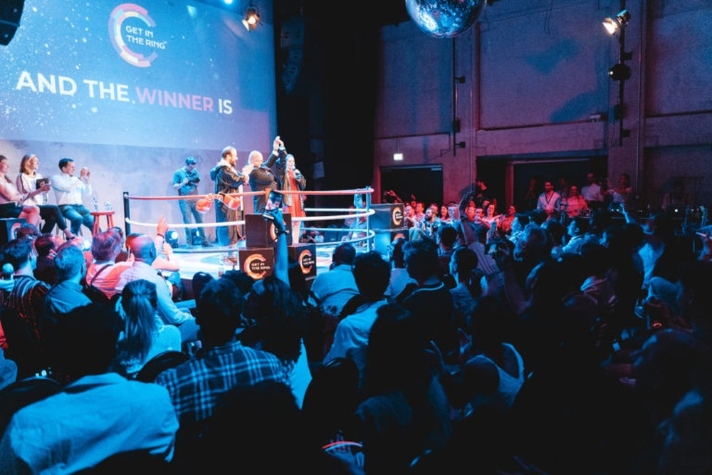 Säälchen – Get in the ring Award